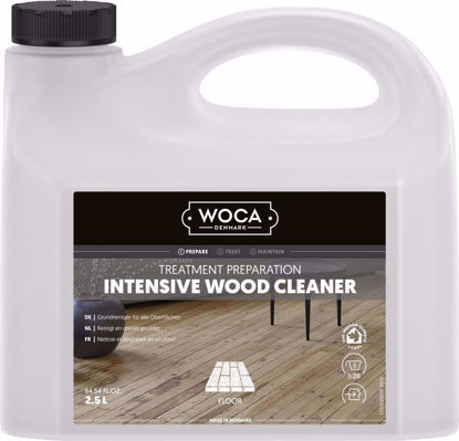 Picture of WOCA Intensive Wood Cleaner