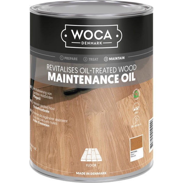 Picture of WOCA Maintenance Oil for Oiled Wood Floors