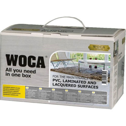 Picture of WOCA Maintenance Kit for Laminated & Lacquered Floors