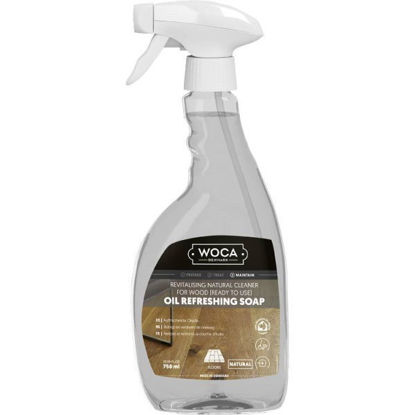 Picture of Woca Oil Refreshing Soap Spray 0.75L