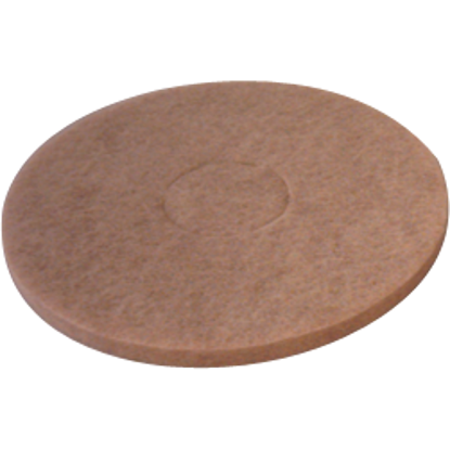 Picture of WOCA Polishing Pad 41cm (16 inch) Beige