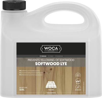 Picture of WOCA Softwood Lye 2.5L