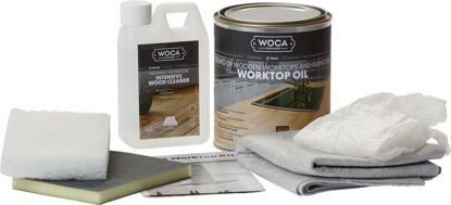 Picture of Woca WorkTop Kit