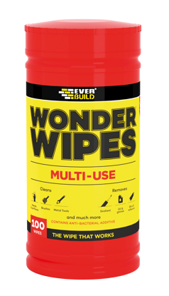 Picture of Everbuild Multi-Use Wonder Wipes