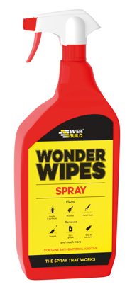 Picture of Multi-Use Wonder Wipes Spray 1L