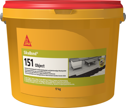 Picture of SikaBond 151 Wood Flooring Adhesive 17KG
