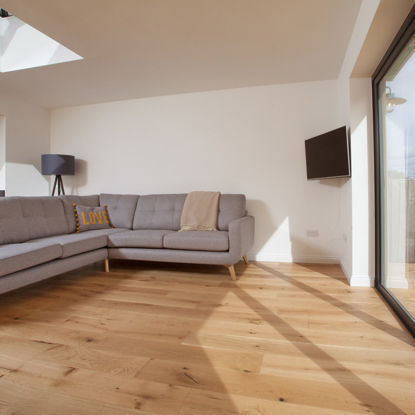 Picture of Clementine Engineered Oak Rustic Brushed & Matt Lacquered  VA1