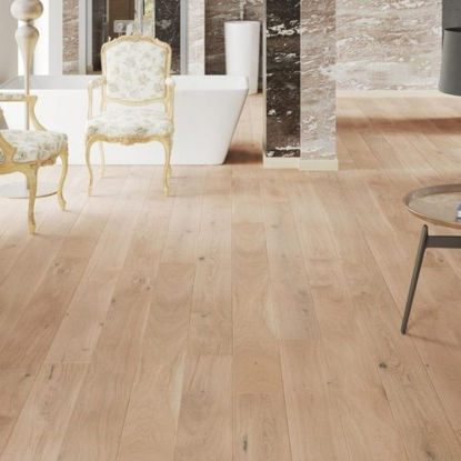 Picture of Clementine Engineered Brushed, Natural Stained & Matt Lacquered Rustic Oak VA33