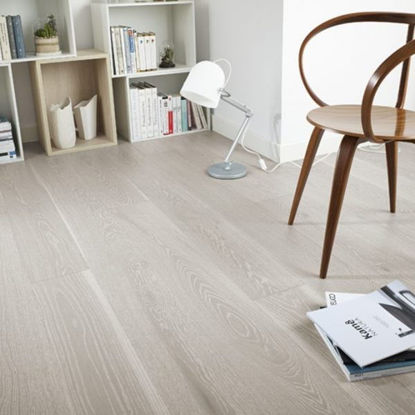 Picture of Clementine Engineered Brushed, Colour Stained & Matt Lacquered Rustic Oak VA35