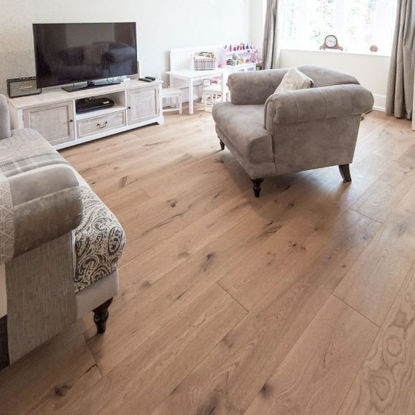 Picture of City Engineered Embossed Weather Stained & Hardwax Oiled Rustic Oak VC3