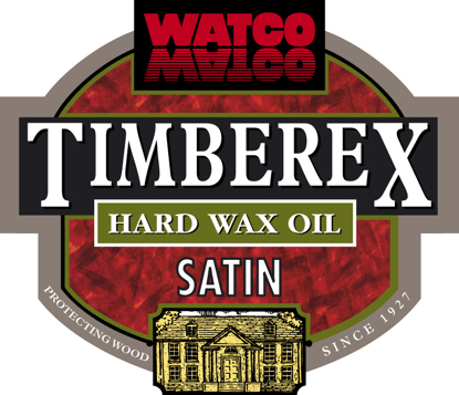 Picture of Timberex Hardwax Oil Satin