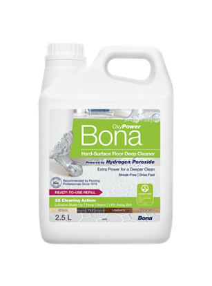 Picture of Bona Hard Surface Floor Deep-Cleaner Refill 2.5L
